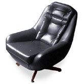 Buy retro chairs and retro sofas at retro decades for 70s egg chair